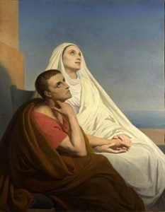 Ss Monica and Augustine